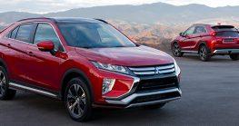 Der neue Mitsubishi Eclipse Cross