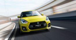 Der neue Suzuki Swift Sport