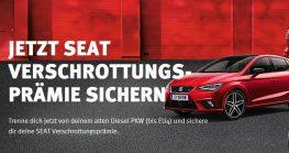 SEAT Verschrottungsprämie