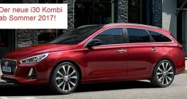 Der neue Hyundai i30 Kombi