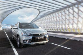 Mitsubishi ASX – Dynamisch wie das Leben.