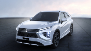 Der neue Mitsubishi Eclipse Cross Plug-In Hybrid