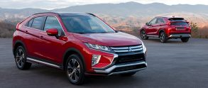 Mitsubishi Eclipse Cross – Ready For Action