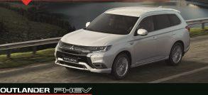 Mitsubishi Outlander PHEV jetzt schon ab € 32.995,-*