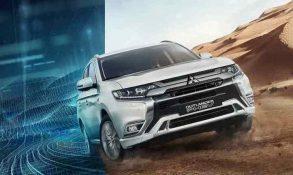 Mitsubishi Outlander PHEV jetzt schon ab € 34.495,-*