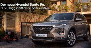 Der neue Hyundai Santa Fe