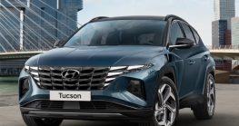 Der neue Hyundai Tucson Hybrid