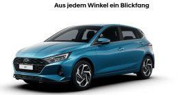 Der neue Hyundai i20 – mit Stil ins Rampenlicht