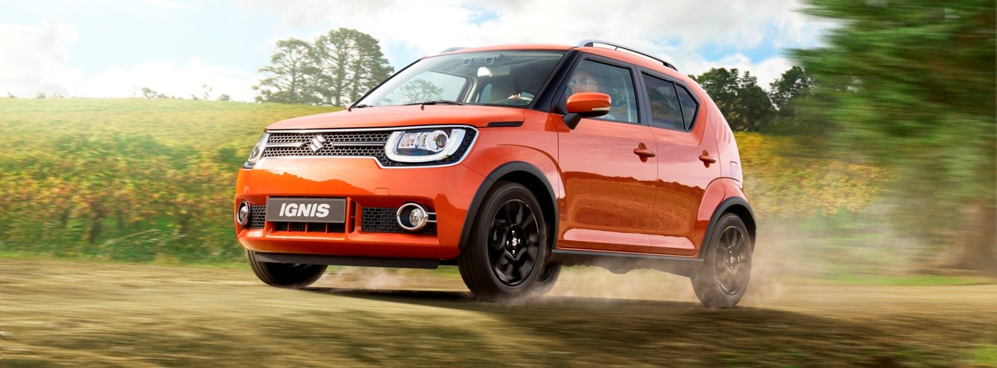 Suzuki Ignis bei HWS || Auto Knoll – Langenwang und Kapfenberg in Wien