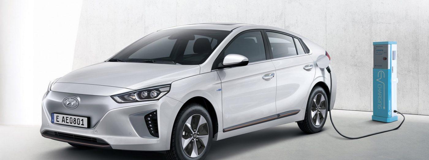 Hyundai Ioniq bei Autohaus F. Knoll GmbH in Wien
