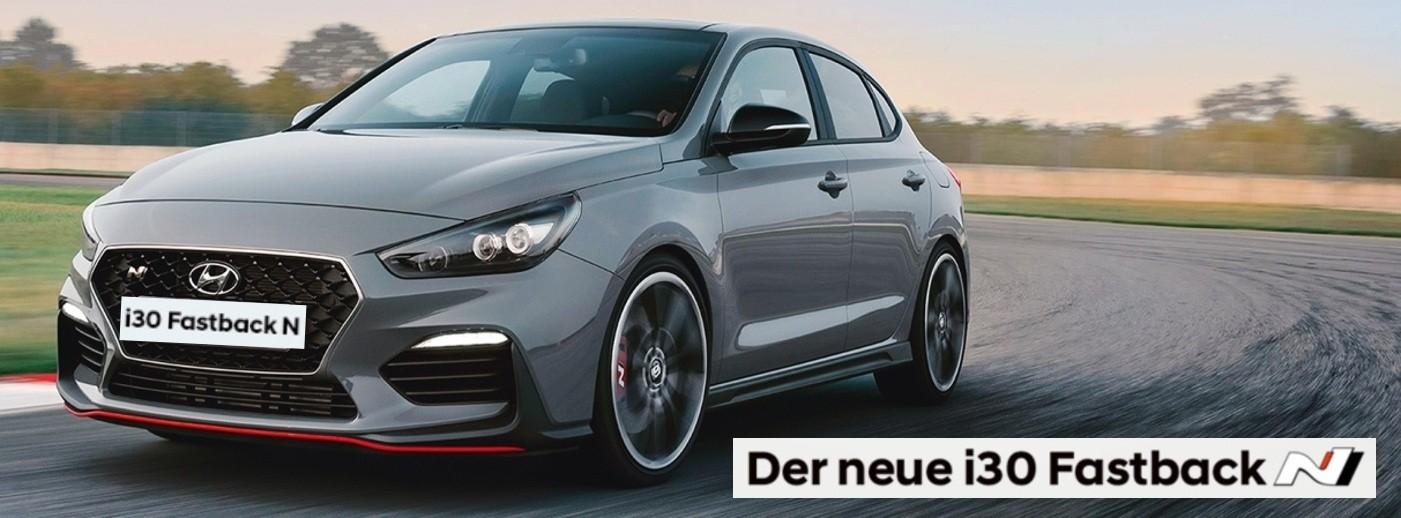 Hyundai i30 Fastback N bei Autohaus Knoll in Langenwang und Kapfenberg