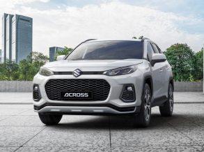Der neue Suzuki ACROSS – bereit für neue Wege!