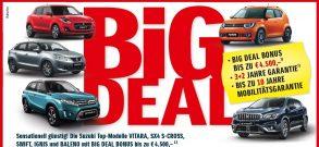 Suzuki BIG DEAL