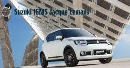 Suzuki IGNIS Jacques Lemans Edition