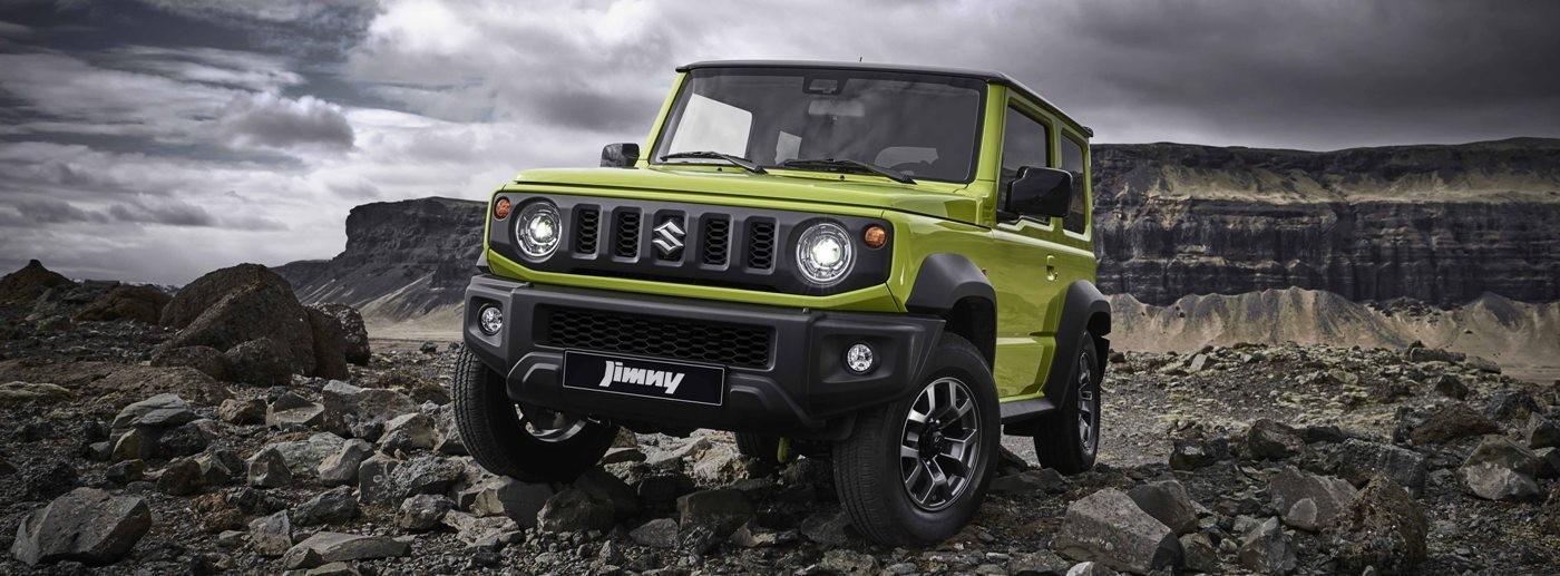 Suzuki Jimny NEU bei HWS || Auto Knoll – Langenwang und Kapfenberg in Wien