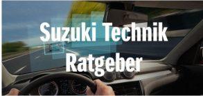 Suzuki Technik Ratgeber