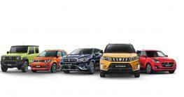 Suzukis Super-Aktionen und Neuheiten!